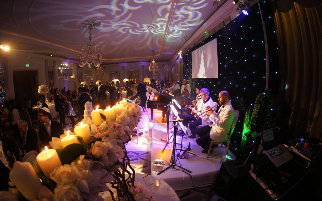 Chris Hilson's Big Band at Claridges