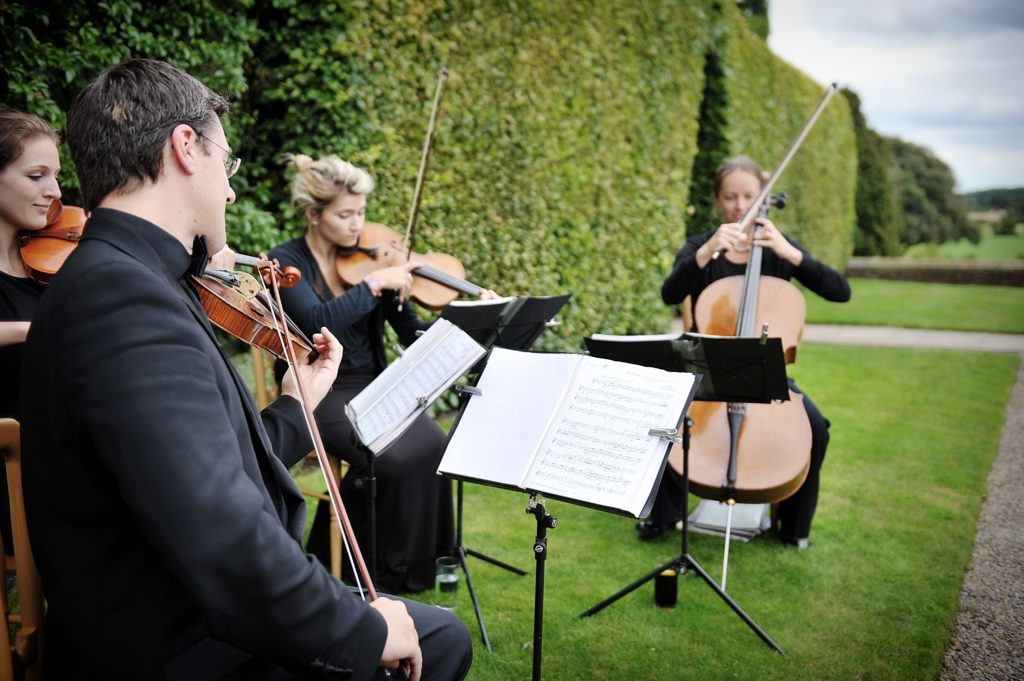 The Groves String Quartet - Goldsborough Hall