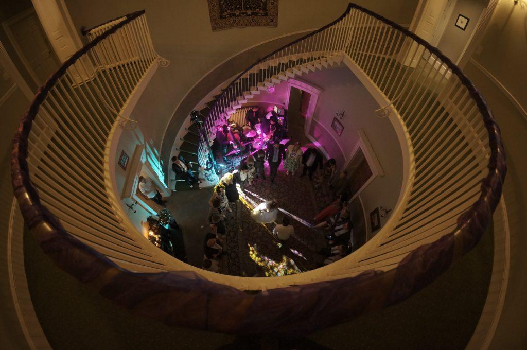 Chris Hilton's Little Big Band - Middleton Lodge