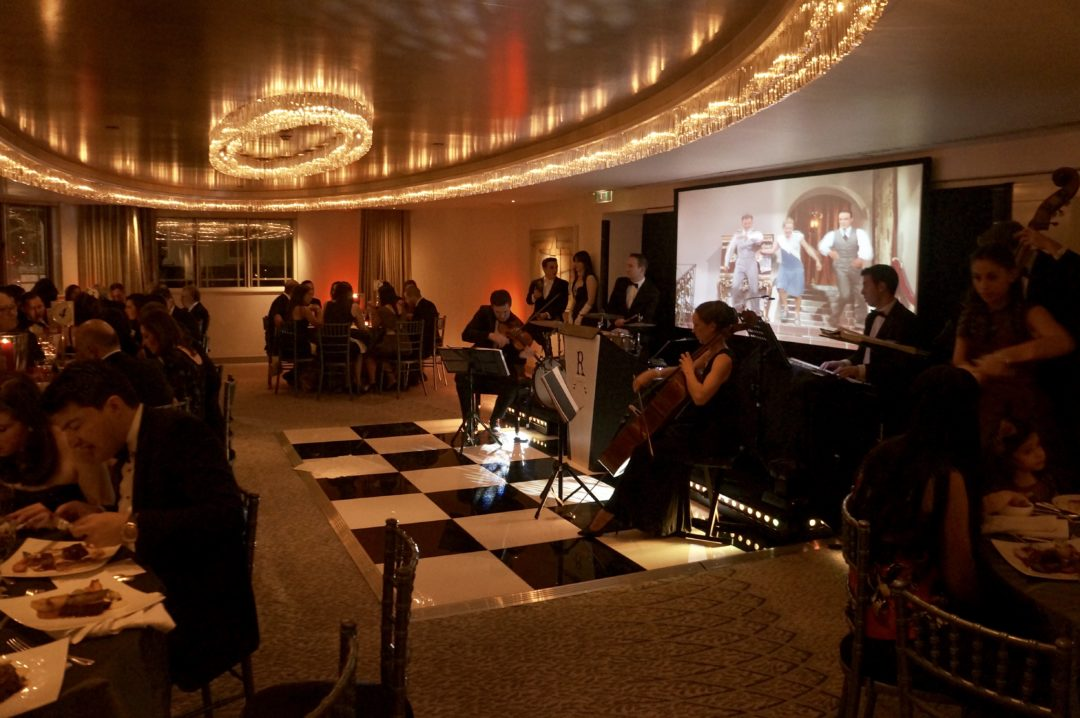 Chris Hilton's Big Band - The Dorchester, London