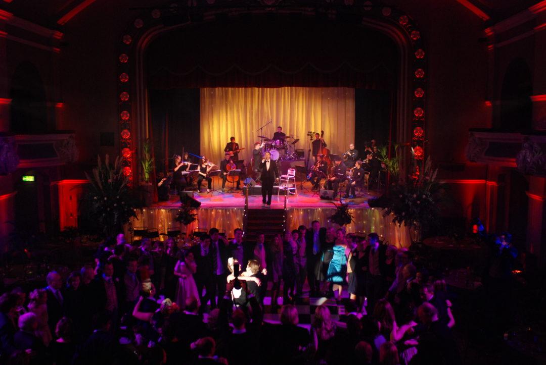 Chris Hilton's Big Band - King's Hall, Ilkley