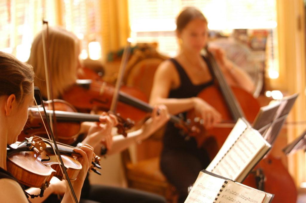 The Groves String Quartet