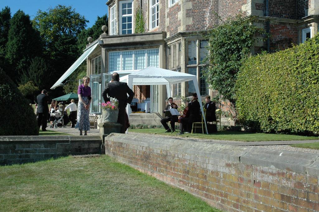 Trio Vivo - Goldsborough Hall