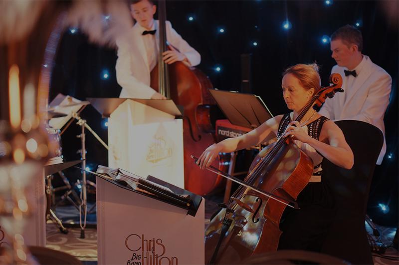 Chris Hilton's Big Band - Rudding Park Crosby Suite