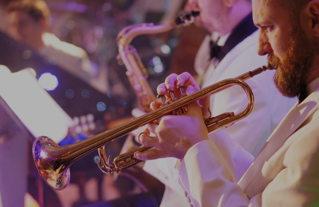 Chris Hilton's Big Band - Claridge's