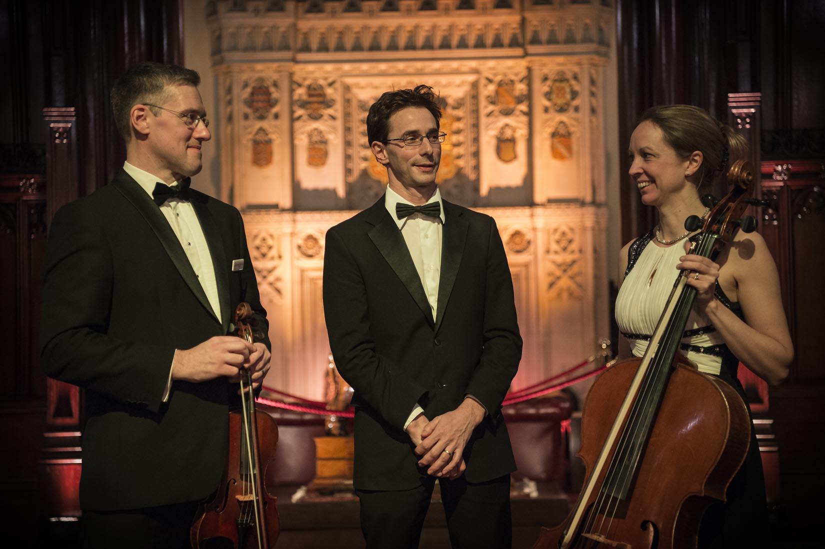Trio Vivo - Allerton Castle