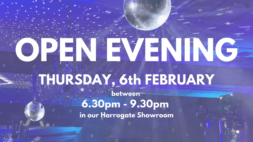 Event Music Open Evening