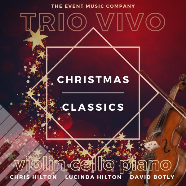 Christmas Classics CD Cover